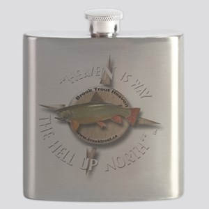 Brook Trout Flask