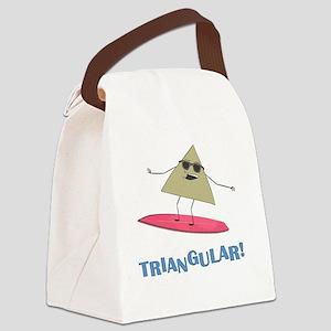 mm-d4-BlackApparel Canvas Lunch Bag