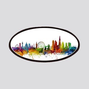 London England Skyline Patch