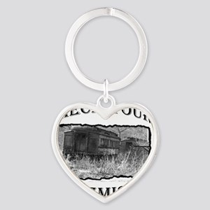 check your premise2 Heart Keychain