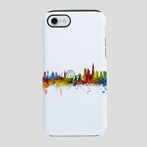 London England Skyline iPhone 7 Tough Case