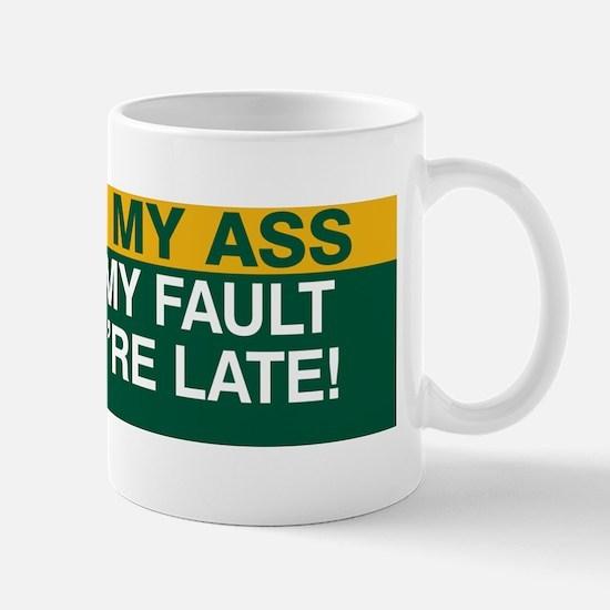 urlateGreen Mug