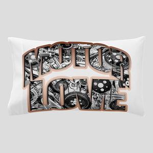motor love Pillow Case