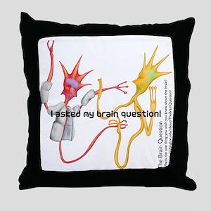 questionnew Throw Pillow