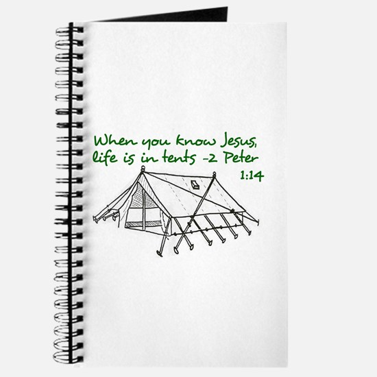 In Tents Journal