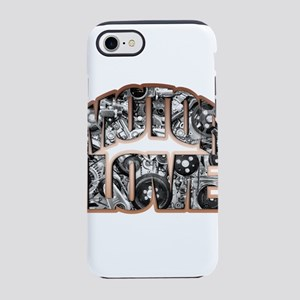 motor love iPhone 7 Tough Case