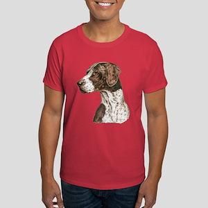 German Shorthaired Pointer Dark Colored T-Shirt