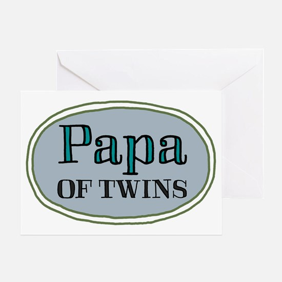 PapaOTSkitch Greeting Card