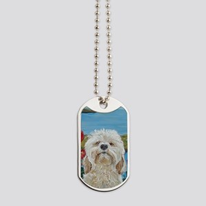 LabraPbls5x7V Dog Tags