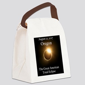 Diamond Ring in Oregon Canvas Lunch Bag