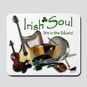 IRISH-SOUL-B Mousepad