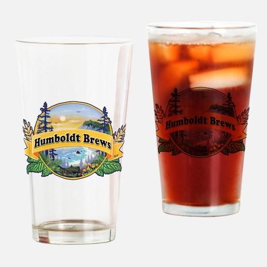 humbodlt brews Drinking Glass