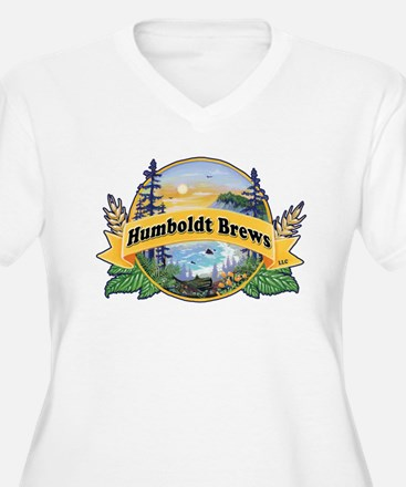 humbodlt brews Plus Size T-Shirt