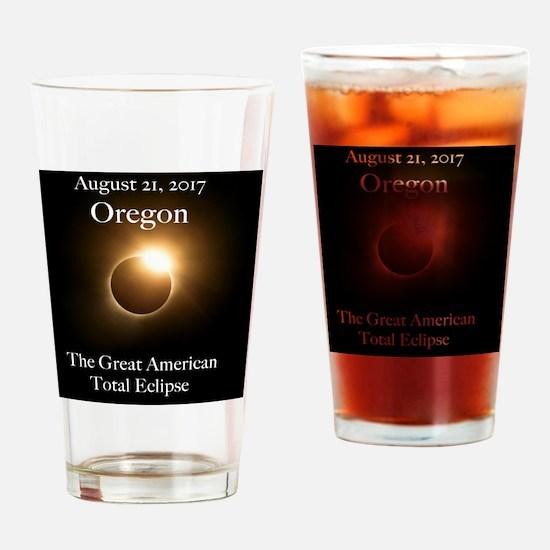 Diamond Ring in Oregon Drinking Glass