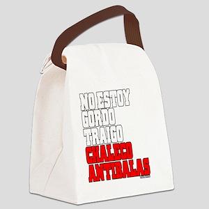 noestoygordo Canvas Lunch Bag