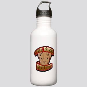 boss of the house Stainless Water Bottle 1.0L