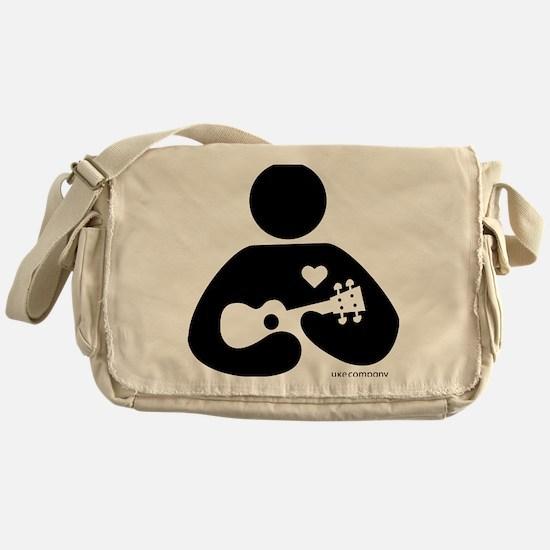 uke company Messenger Bag