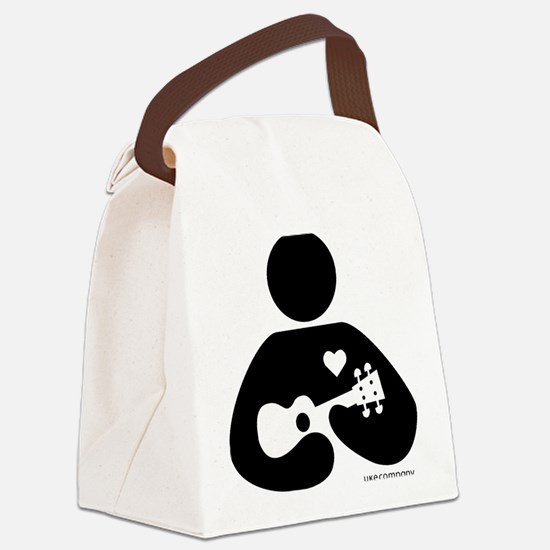 uke company Canvas Lunch Bag