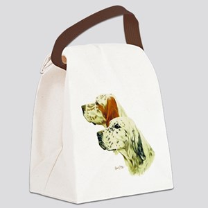 Eng setter Multi Canvas Lunch Bag