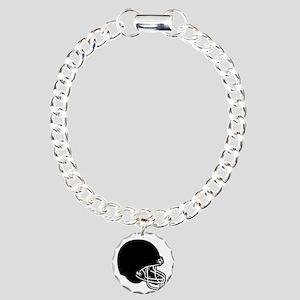 RHSFootball006 Charm Bracelet, One Charm