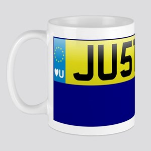 Weddingplate7 Mug