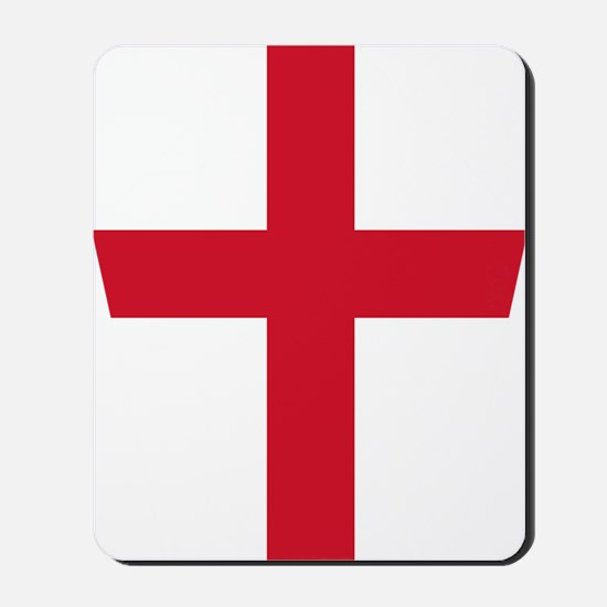GeorgeCross6 Mousepad