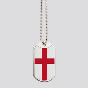 GeorgeCross6 Dog Tags