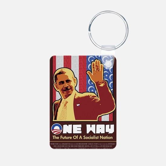 One Way Keychains