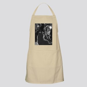 Collies In Space Apron
