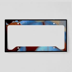 STJOAN1 License Plate Holder