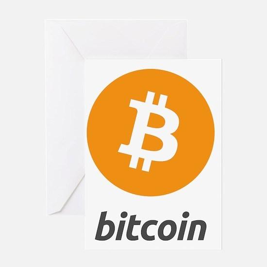 Bitcoin2 Greeting Card