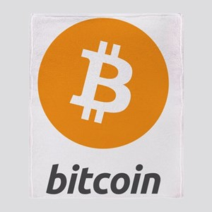 Bitcoin2 Throw Blanket