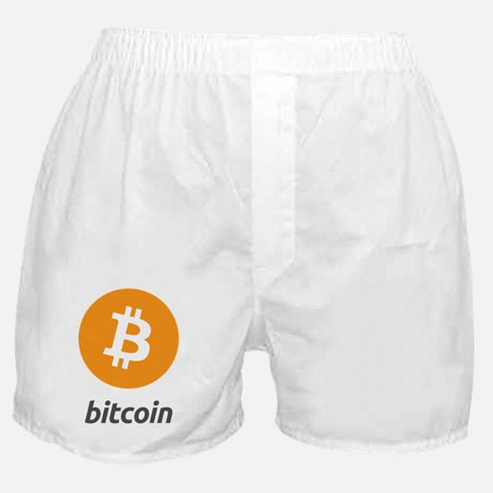 Bitcoin2 Boxer Shorts