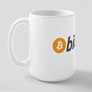 Bitcoin4 Large Mug