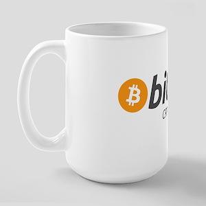 Bitcoin5 Large Mug