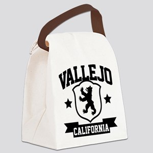 vallejo01 Canvas Lunch Bag