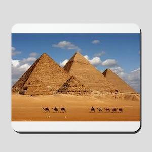 Pyramids of Egypt Mousepad