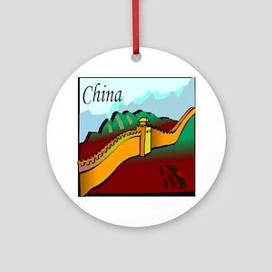 china Round Ornament