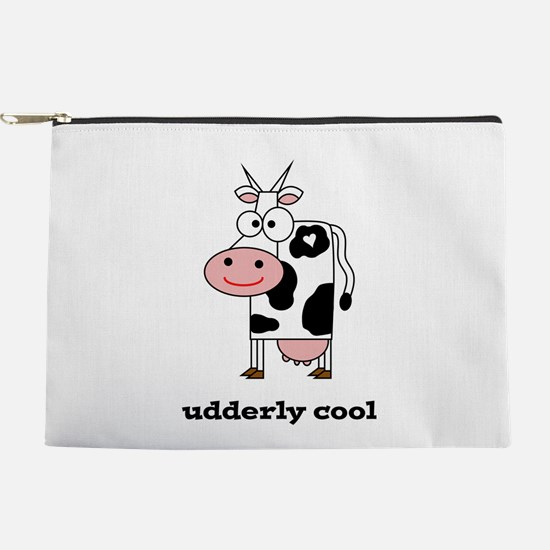 Udderly Cool Makeup Pouch