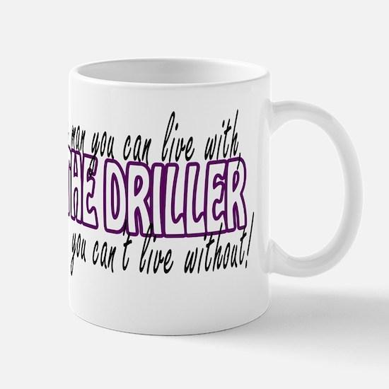 livewithoutD Mug