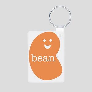 beannew Aluminum Photo Keychain
