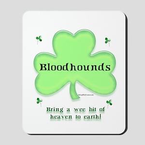 Bloodhound Heaven Mousepad