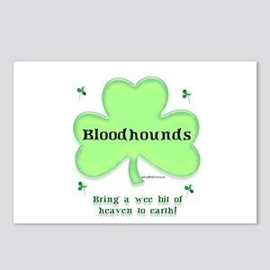 Bloodhound Heaven Postcards (Package of 8)