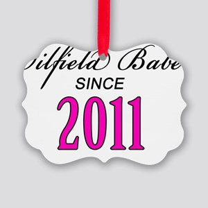babesince2011 Picture Ornament