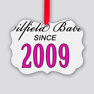 babesince2009 Picture Ornament