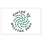 Fueled by Whirled Peas Large Poster