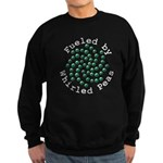 Fueled by Whirled Peas Sweatshirt (dark)