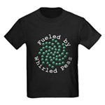 Fueled by Whirled Peas Kids Dark T-Shirt