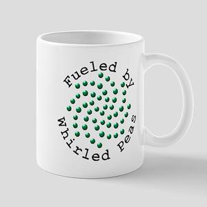 Fueled by Whirled Peas Mug