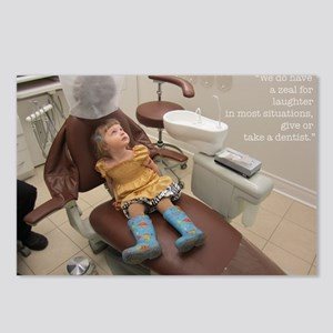 dentistlily Postcards (Package of 8)